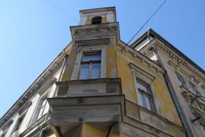 Apartment Building in Sarajevo