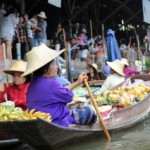 Visiting the Floating Markets of Thailand