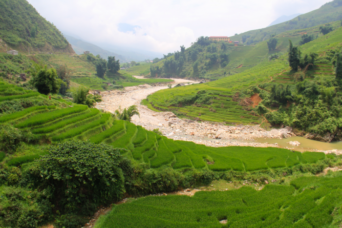 Sapa Valley Trek