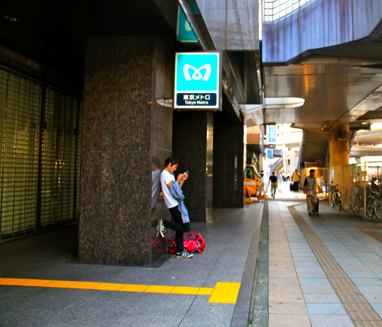 how to get around in tokyo