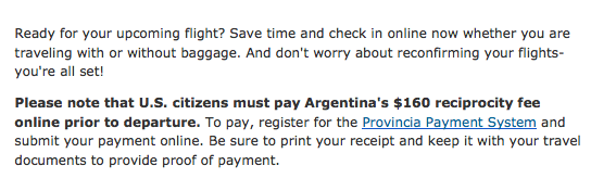 argentina reciprocity fee online