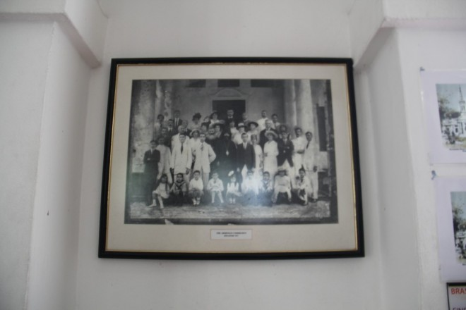 founders of the Armenian Church in Singapore