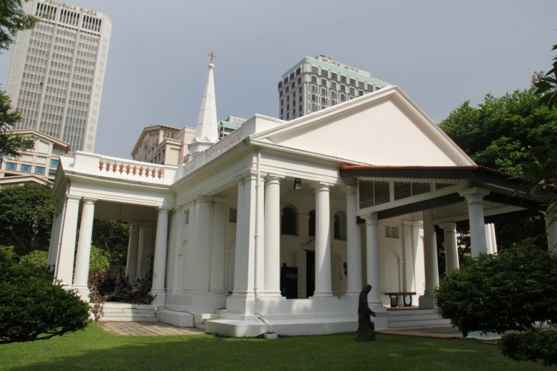 Armenian Church in Singapore, St Gregory the Illuminator