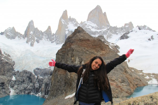 hiking mt fitz roy el chalten