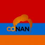 Conan O'Brien Visits Yerevan, Armenia