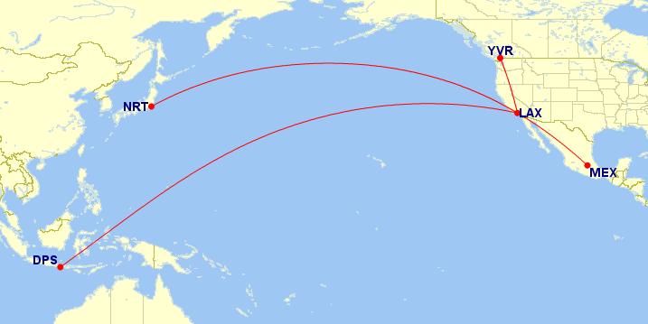 Flight Deals Bali For 627 Other Deals Adrift Anywhere
