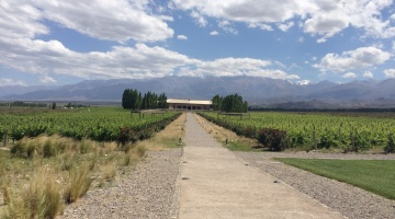 Hotel Review: Posada Salentein in Valle de Uco, Argentina
