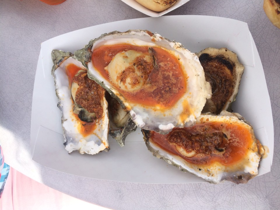 humboldt bay oysters in mendocino county