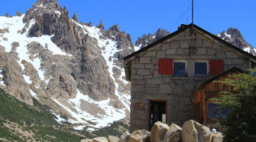 Patagonia Hiking: Bariloche – Cerro Catedral and Refugio Frey