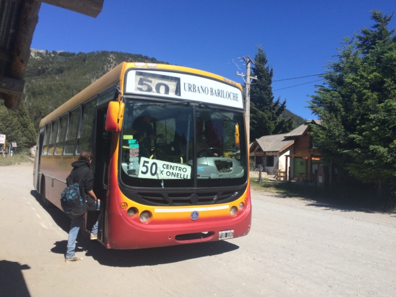 Bariloche Bus